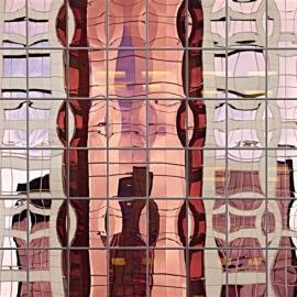 Andrea Stone: City Reflections