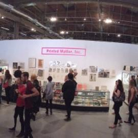 Eye Witness : LA Art Book Fair 2015