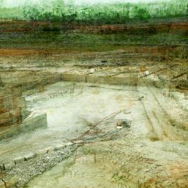 Elena Dorfman: Empire Falling and River