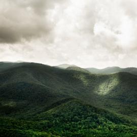 Elle Olivia Andersen: The Mountain Stands Still