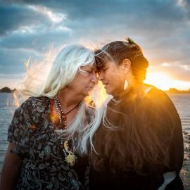 Photolucida: Noelle McCleaf: Evie Lou and Laura Jane