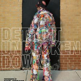 Dave Jordano: Detroit Unbroken Down