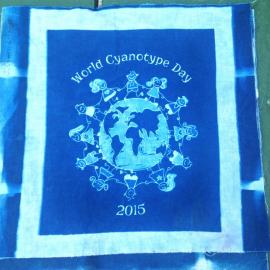 September 19th 2015: The First World Cyanotype Day!