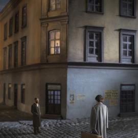 Richard Tuschman: Once Upon a Time in Kazimierz