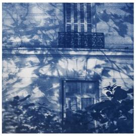 Danielle Voirin: Paris Blue Prints