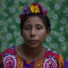 Christian Rodriguez: A Mixe Flower