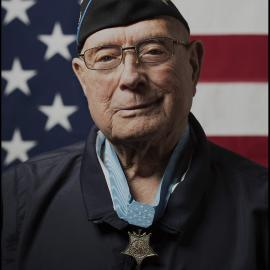 D. Clarke Evans: Semper Fidelis and World War II Veterans