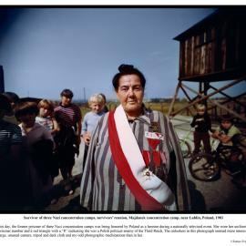 James Friedman: 12 Nazi Concentration Camps