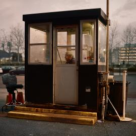 Tom M. Johnson: Pittsburgh Parking Lot Booths And Their Attendants