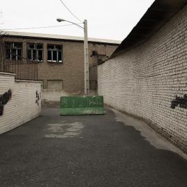 Kiana Farhoudi curates Iran Week: Ehsan Barati