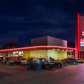 Fotofest Week: Ashok Sinha: Gas & Glamour: Roadside Architectural Treasures of Los Angeles