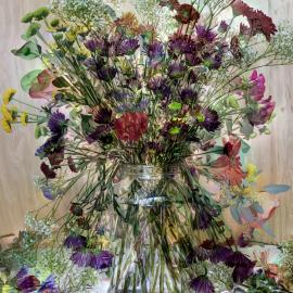 Abelardo Morell: Flowers for Lisa: A Delirium of Photographic Invention
