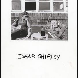 Hinda Schuman: Dear Shirley