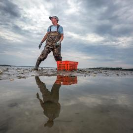 Blue Earth Alliance: Lauren Owens Lambert: The Farmer and the Fisherman