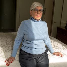 Susan Rosenberg Jones: Widow/er