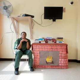 Sara Bennett: LOOKING INSIDE: Portraits of Women Serving Life Sentences