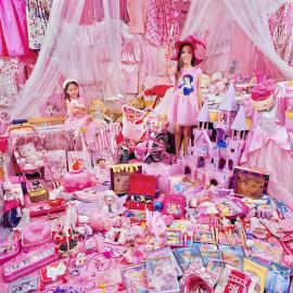 South Korea Week: JeongMee Yoon: The Pink and Blue project