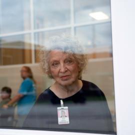 Jessica Earnshaw: Aging in Prison