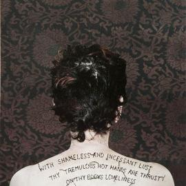 Sandra Klein: Stitched Self-Portraits and The Embittered Heart