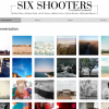 The Art of Collaboration: Six Shooters