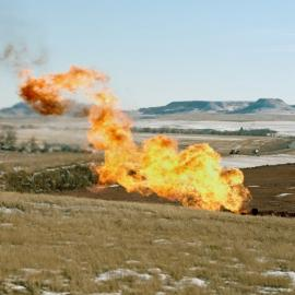 Sarah Christianson: When the Landscape is Quiet Again:  North Dakota's Oil Boom