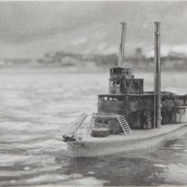 Lothar Osterburg: At Sea