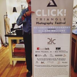 Click Photo Festival in North Carolina
