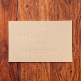 The Vernacular of Landscape: Conversation Between Dana Stirling & Noah Waldeck