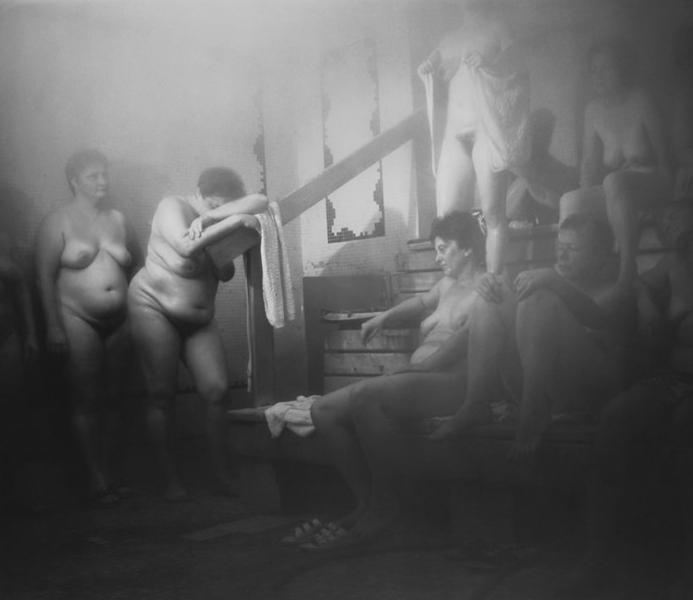 Фото из бани женской тюрьмы