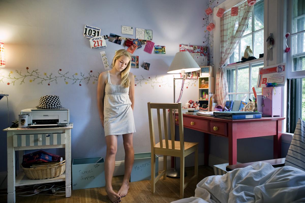 Тайная съемка в спальне 16 фотография