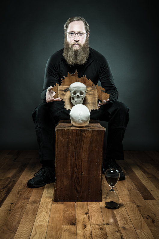 Joseph D. R. O'Leary: Of Beards and Men