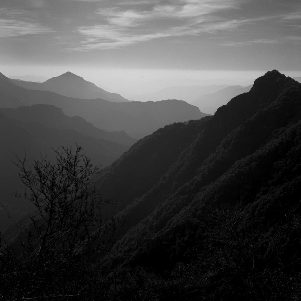 Grey mountain