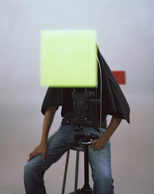 Akihiko Miyoshi: Abstract Photographs and Color Fields