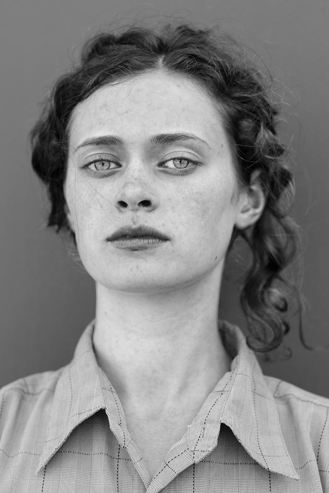Erika Huffman: Portraits