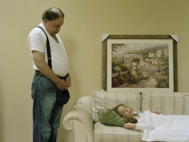 1. Hannah Sleeping