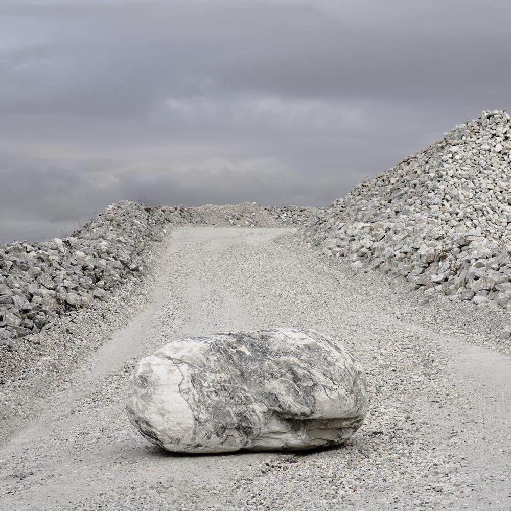 Kirsten Hoving: Working Stone