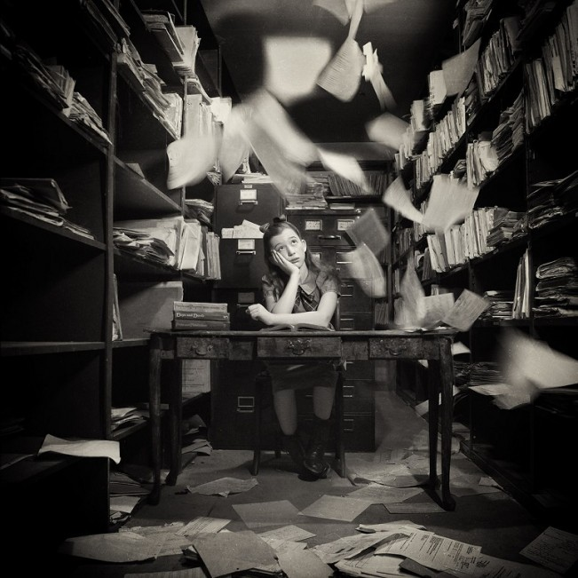 The Lonely Book Keeper