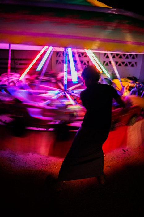 Street Festival, Monywa