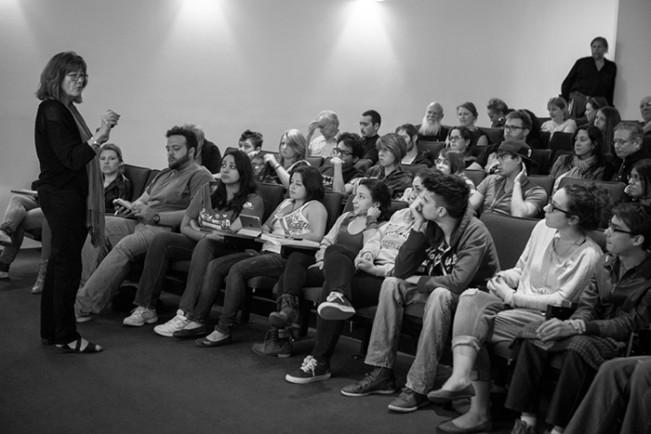 LS_Lecture at SFUAD_©StevenStJohn