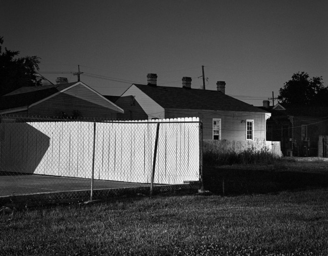 Jared Ragland, Empty Lot, New Orleans, LA, www.jaredragland.com