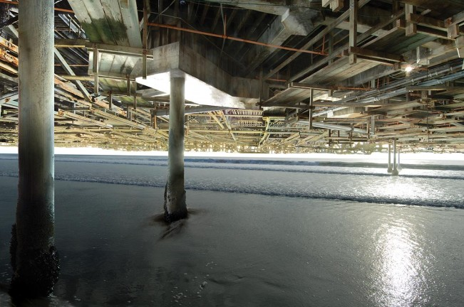 SM pier-no pilings 24x16