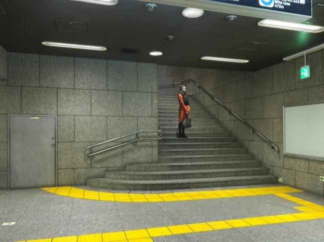 Tokyo,MarunoSubway,2013
