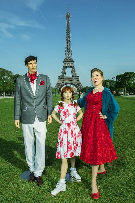 Paris - 1 Eiffel Tower 1000px