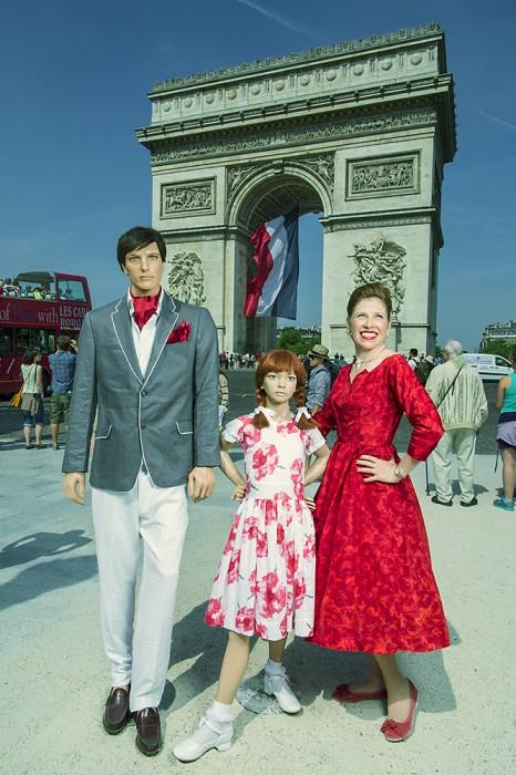 Paris - 2 LArc de Triomphe 1000px