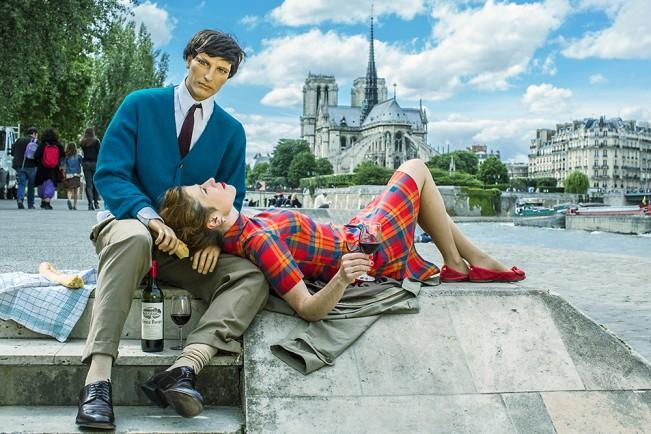 Paris - 9 Notre Dame Picnic - Lap 1000px
