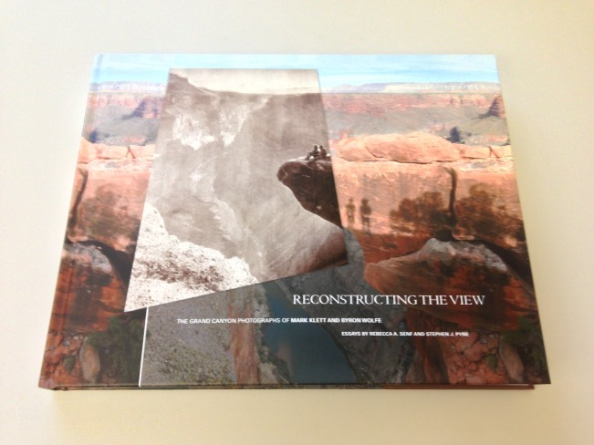 Reconstructing the View cover photo