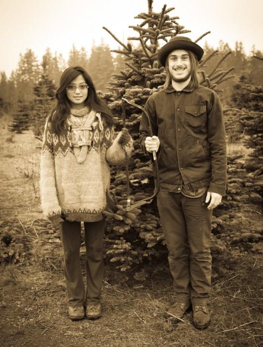 Raina Stinson, Tree Hunting