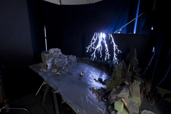 lightning_diorama
