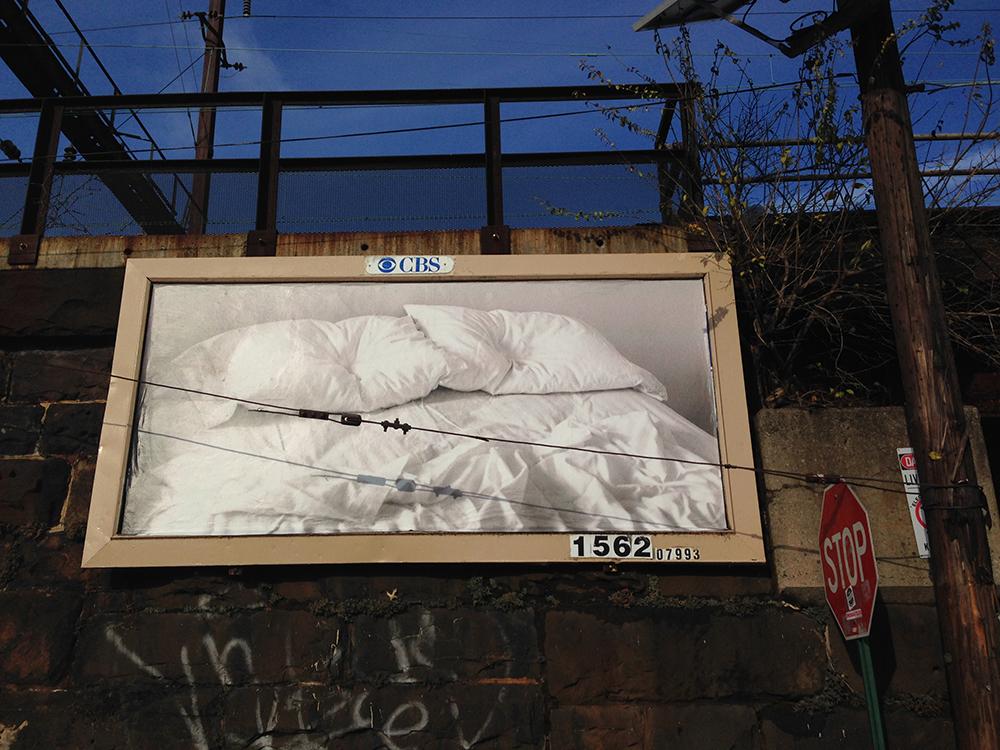 Art Experience: A Last Minute Art Run for the Felix Gonzalez-Torres Billboards