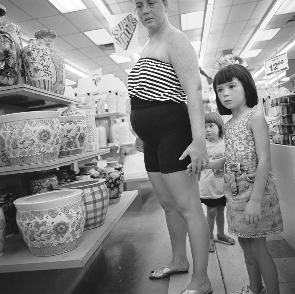 Christine Osinski: Shoppers, Chicago, and Swimmers 1980